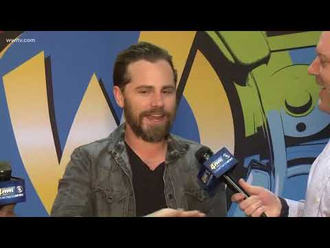 Rider Strong at New Orleans Wizard World Comic Con