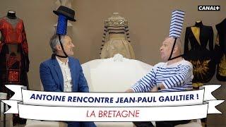 Jean-Paul Gaultier révèle les secrets de la mode Bretonne à Antoine