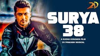 EXCLUSIVE: Suriya 38 Latest Update