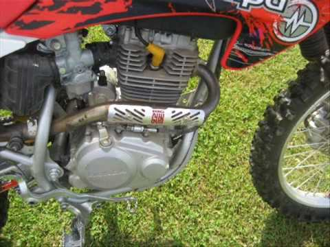 Tricked out CRF230F