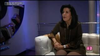 """""""Hoteles con Encanto"""" de la Sexta entrevista a Guadalupe Cuevas en el Hotel M Thumbnail"""
