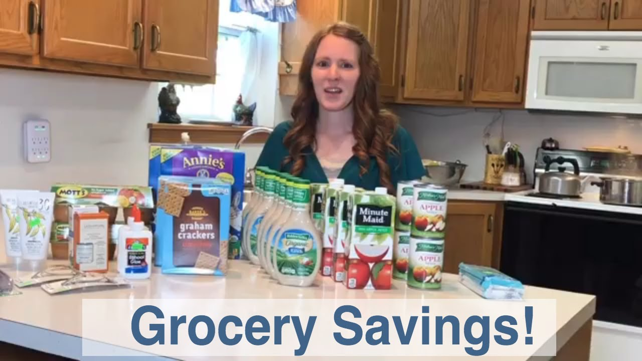 Download Grocery Haul- Frugal Shopping at Discount Store
