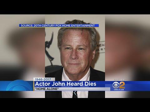 Actor John Heard Dies At 72