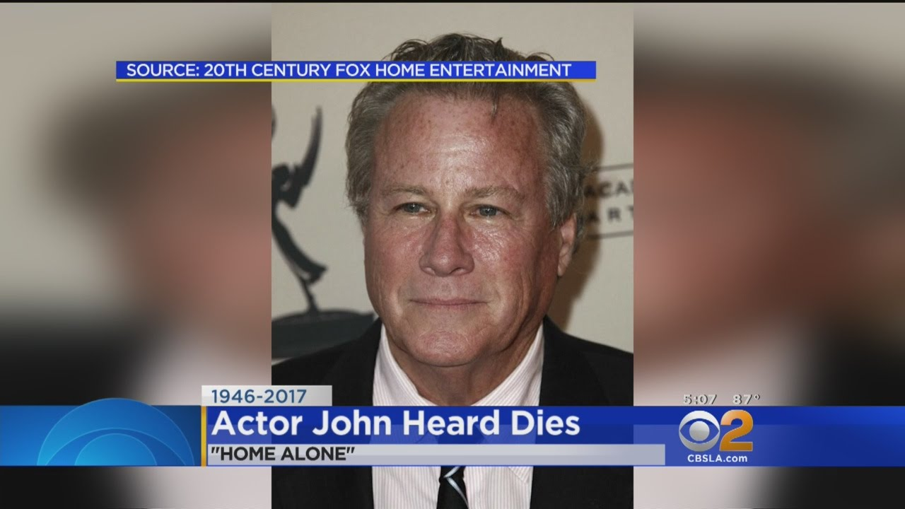 'Home Alone' actor John Heard's death not related to Stanford surgery, coroner says