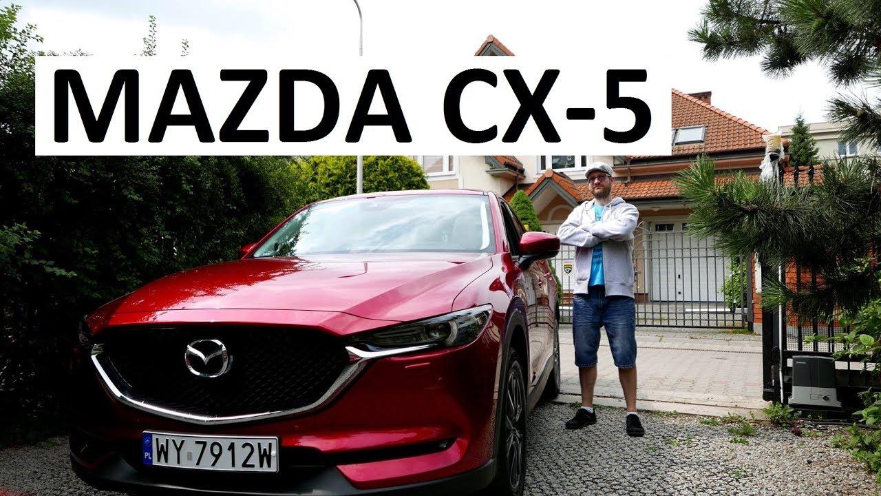 2018 Mazda CX-5 Review #64 [PL] TEST DRIVE [Pierwsze Wrażenia] Recenzja PL