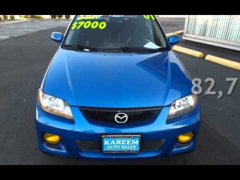 2001 Mazda Protege MP3 for sale in Sacramento, CA