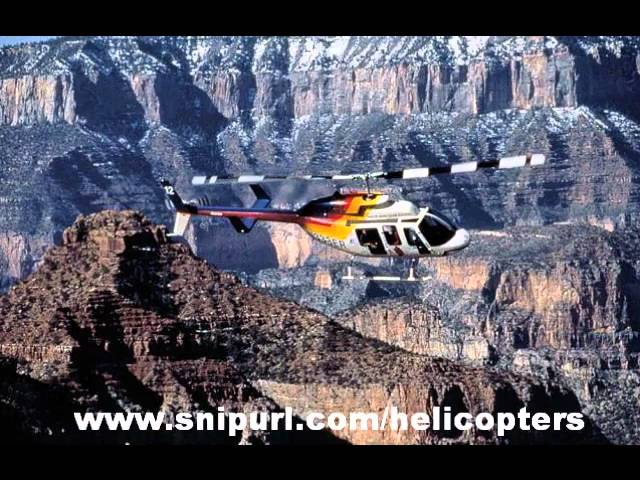 Grand Canyon Helicopter Trip