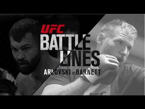 UFC Battle Lines: Arlovski vs Barnett