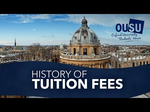 OUSU | History of Tuition Fees & TEF