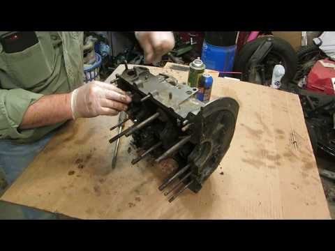 1967 VW Beetle engine part 2