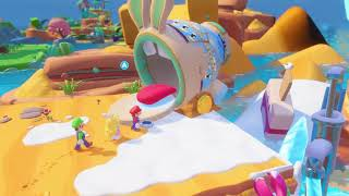 EL DESIERTO - MARIO & RABBIDS KINGDOM BATTLE - EP 6
