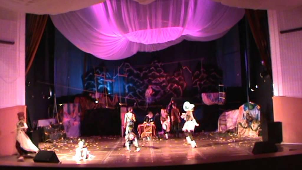 Овраг Театральная весна май 2014г