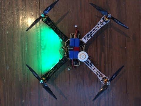 How To: Make A Drone (Quadcopter)