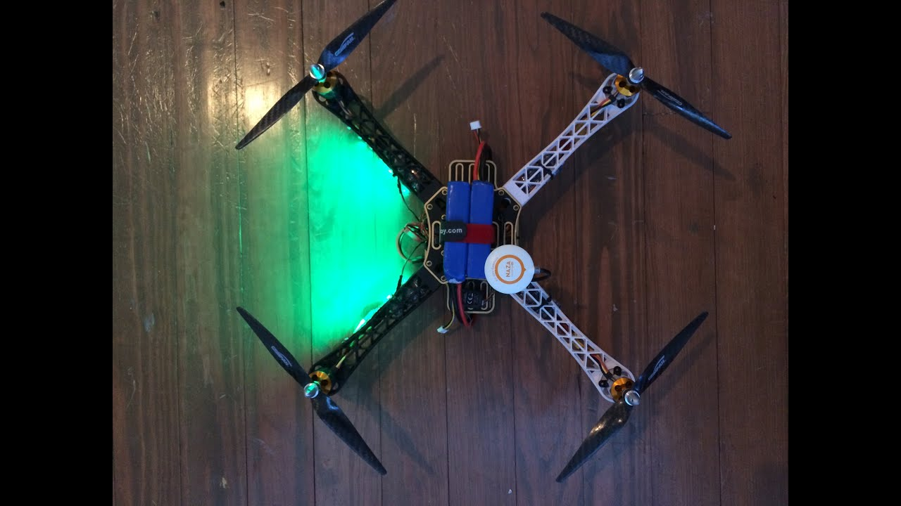 How To Make A Drone Quadcopter