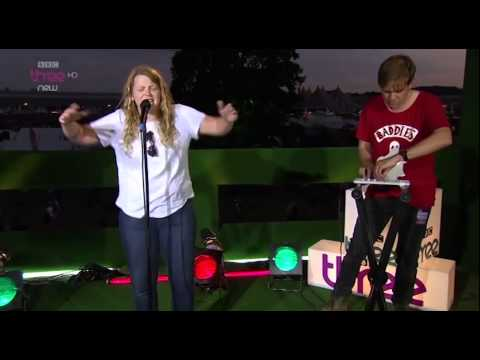Kate Tempest - Theme From Becky at Reading 2014