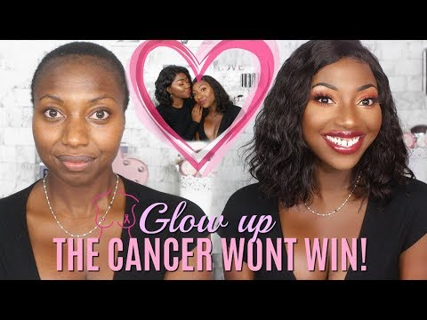 FIGHTING BREAST CANCER | FEEL GOOD HAIR + MAKEUP TRANSFORMATION | RPGSHOW