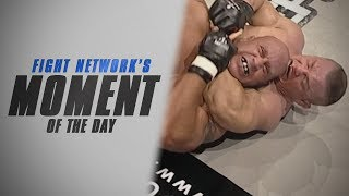 Moment of the Day: Ben Smith Submits Darren Towler at UCMMA 13