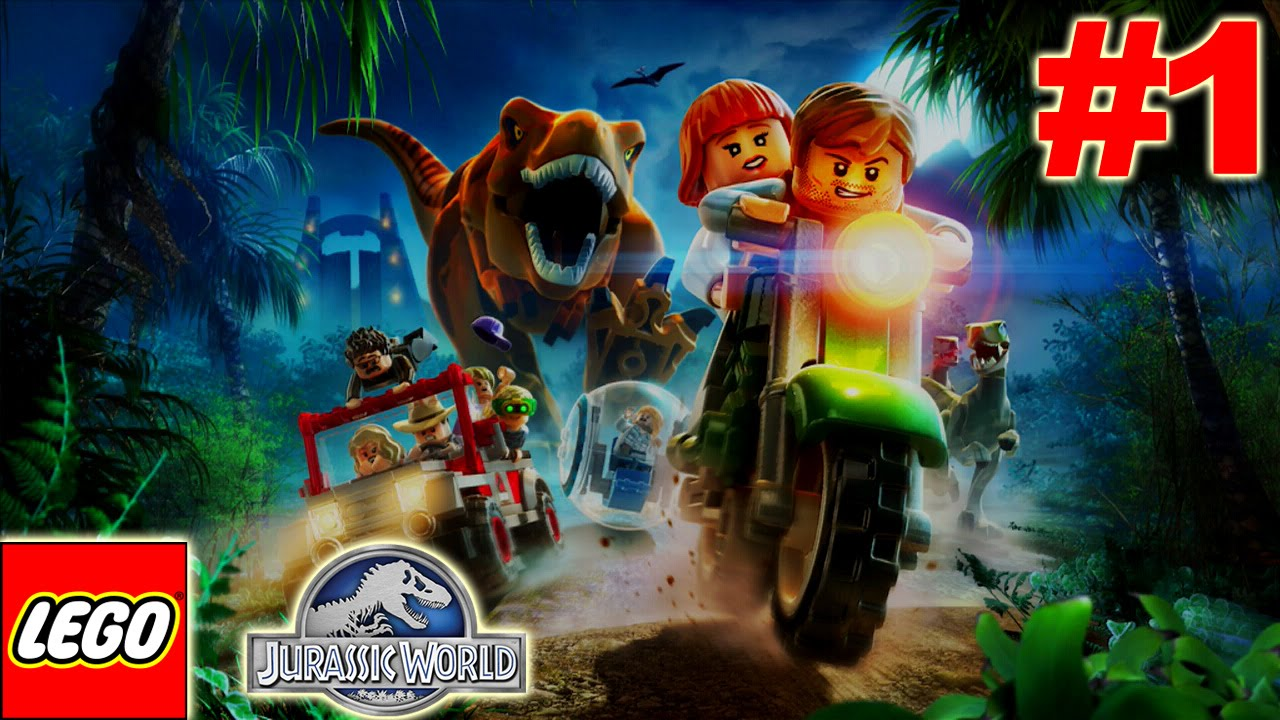 Amazon.com: LEGO Jurassic World (Xbox 360): Video …