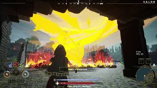 Spellbreak ALL GAUNTLET INTERACTIONS / COMBOS - Testing every spell interaction in the game