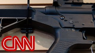 AR-15 style rifle used in another mass shooting