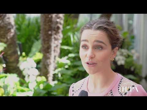Flashback Interview: Emilia Clarke on 'Game of Thrones' Season 6