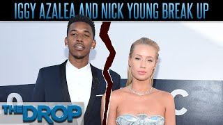 Iggy Azalea Reportedly Throws Nick Young's Belongings in Driveway - The Drop Presented by ADD