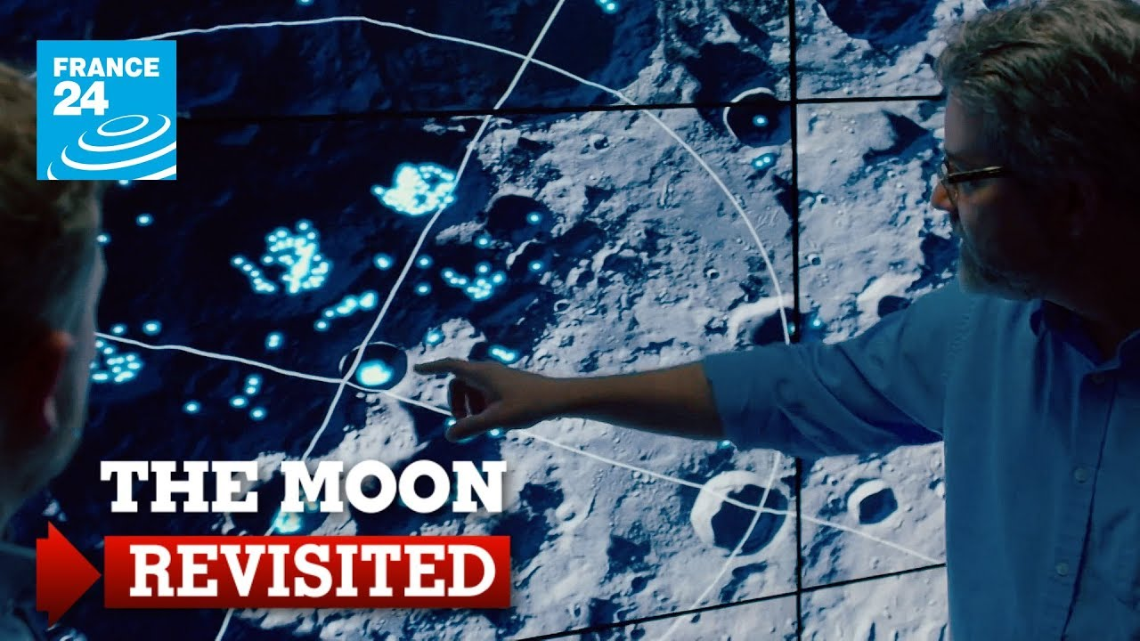 The moon revisited! - YouTube