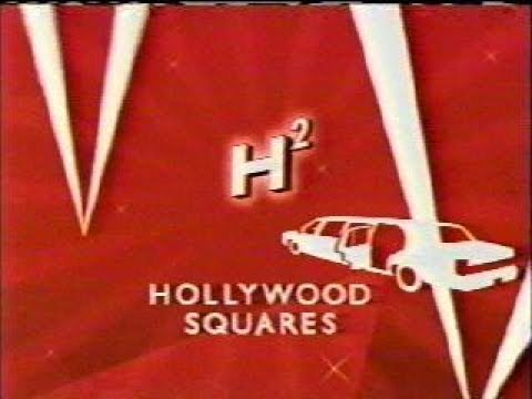 Hollywood Squares 2002 2004 Powerpoint 2016 Template Youtube
