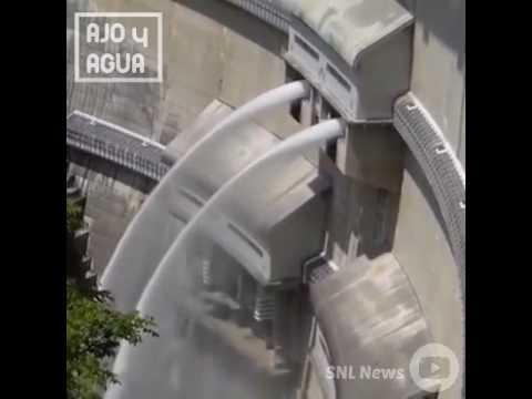 Casi 200.000 evacuados en California por peligro de desbordamiento de la presa de Oroville
