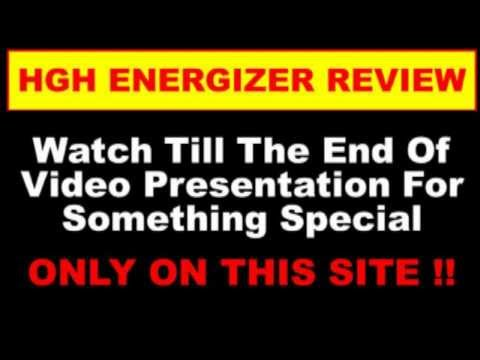HGH Energizer - HGH Energizer Review in 2013