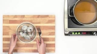 Comment pocher les crevettes
