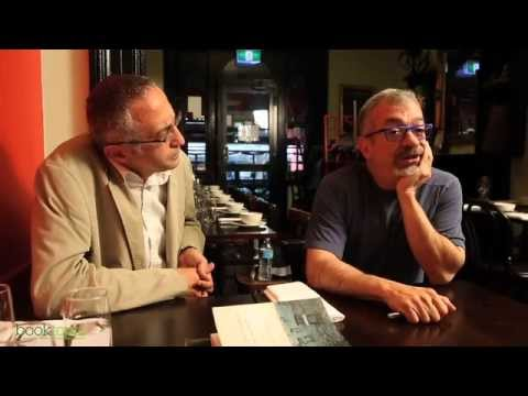 Acclaimed authors Abbas El Zain and Rabih Alameddine in conversation with Booktopia's Caroline Baum