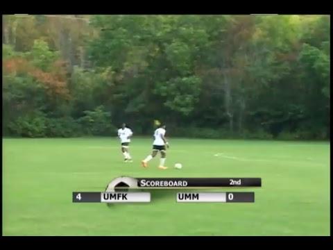 UMFK Men's Soccer vs. University of Maine at Machias - September 14, 2017