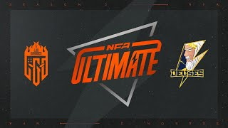 FREE FIRE - NFA ULTIMATE CONFRONTO 3 - LOS GRANDES x DEUSES - #NFAULTIMATE