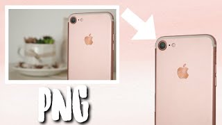 Gambar cover How to make a PNG on iPhone | Tech Videos