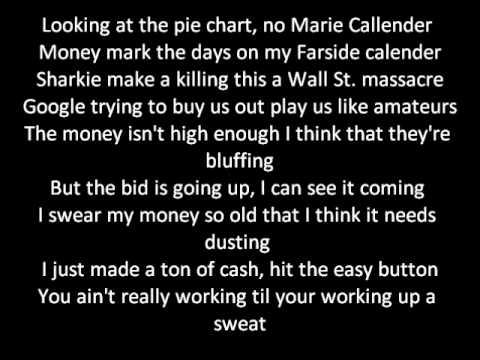 Marlin Brando- Office Space (Lyrics)(Prod by PSB)