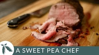 How To Cook Roast Beef   A Sweet Pea Chef