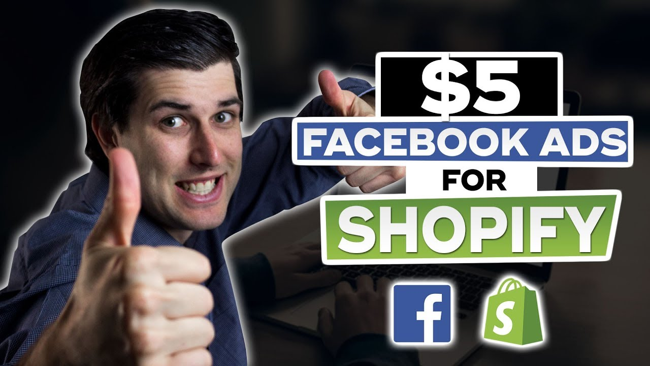 [SECRET REVEALED]$5 Facebook Ads For Shopify - How to Make Profitable FB Ads Using $5 Ad Sets