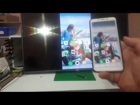 MiraScreen Как транслировать изображение с телефона, на телевизор.