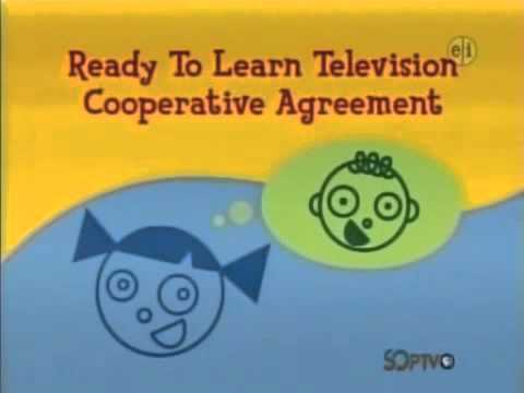 Ready To Learn Television Cooperative Agreement