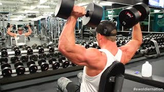 Swoldier Nation - Trainer Edition - Building Better Shoulders