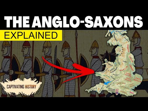 Anglo Saxons Explained in 10 Minutes