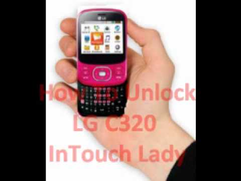 C320 InTouch Lady