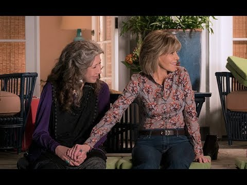 Netflix Renews Grace And Frankie For Season 5