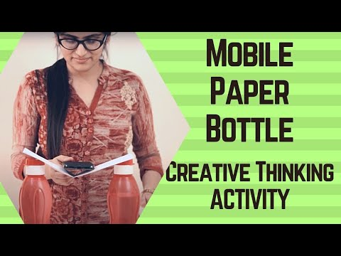 Game For Creative Thinking | Activity Using Mobile Phone | Inspire Team Members