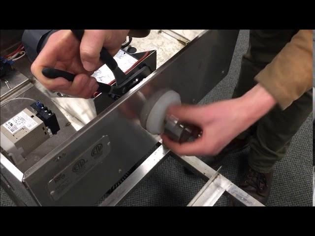AyrKing Marinator slip clutch adjustment