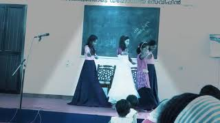 Action song by Christa and  friends