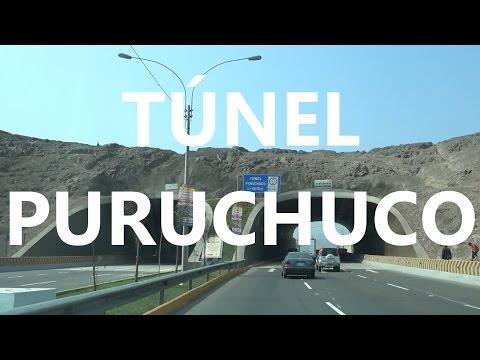 Túnel Puruchuco una realidad! (Julio 2016)