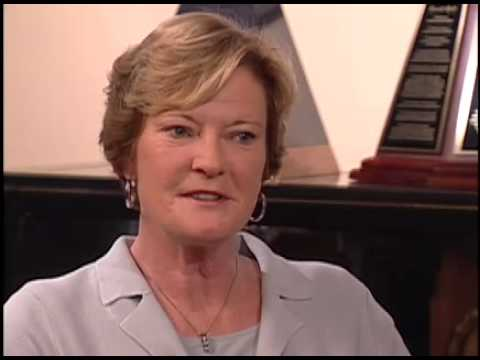 Pat Summitt on Life is Sport with Ken Coleman
