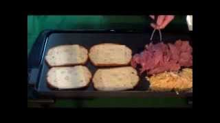 Reuben Sandwich (learn How To Make A Corned Beef Reuben Sandwich)